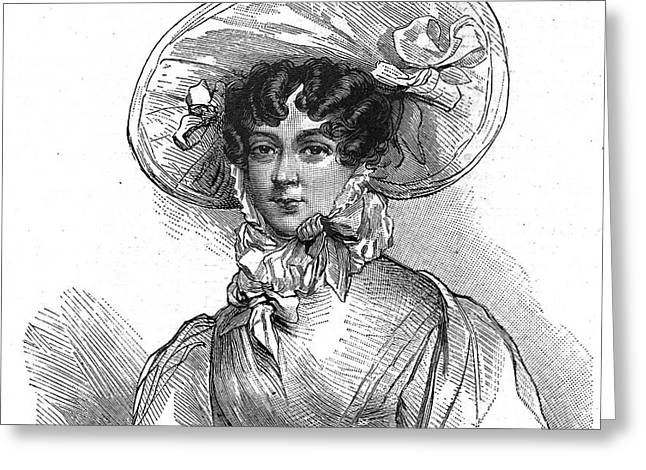 DUCHESS OF KENT (1786-1861) Greeting Card by Granger