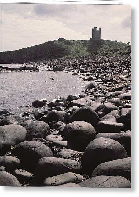 Northumberland Greeting Cards - Dunstanburgh Castle Greeting Card by Dunstanburgh Castle
