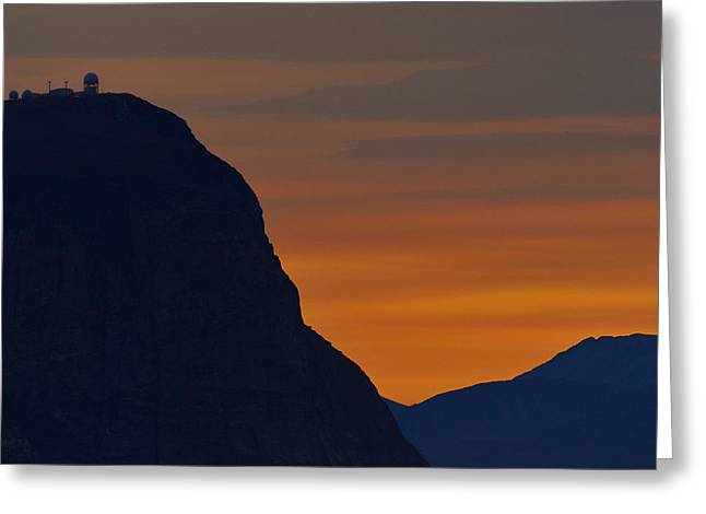 Northern Canada Greeting Cards - Dusky DEW Greeting Card by Tony Beck