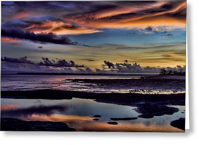 Top-end Greeting Cards - Early Morning Magic Greeting Card by Douglas Barnard
