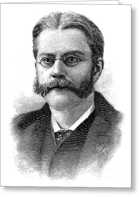 Edward Holden (1846-1914) Greeting Card by Granger