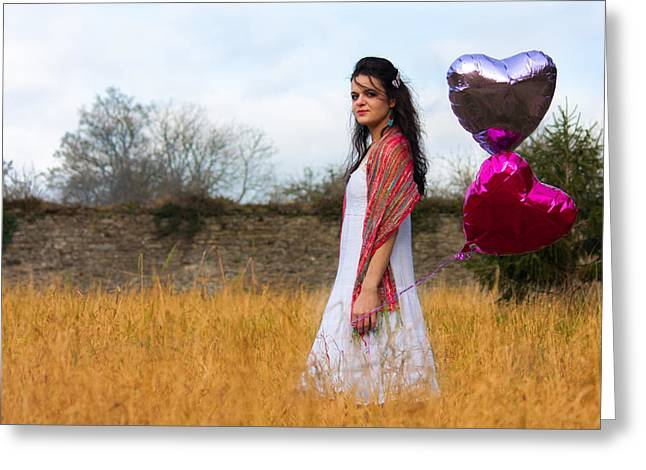 Elysian Greeting Cards - Elysian Happiness Greeting Card by Semmick Photo