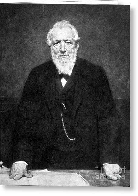 Science And Medicine Greeting Cards - Emil Du Bois-reymond, German Physician Greeting Card by Science Source