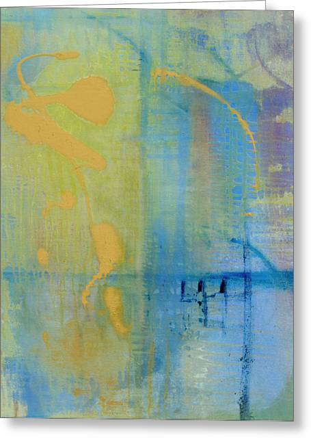 New Thoughts Greeting Cards - Epiphany Greeting Card by Ethel Vrana