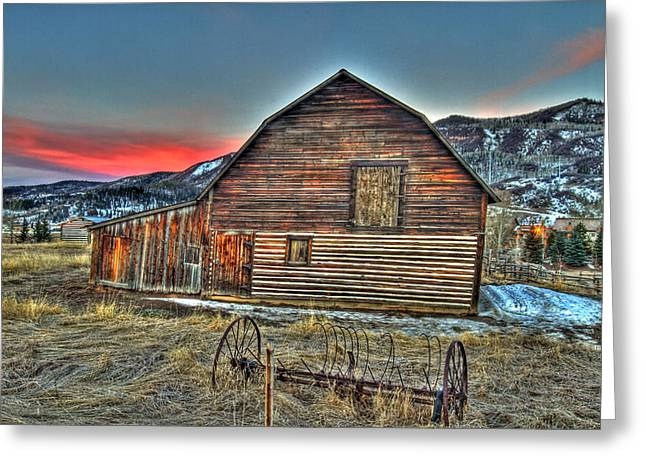Steamboat Greeting Cards - Escape Greeting Card by Scott Mahon