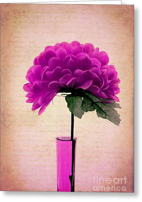 Estillo - 06t11 Greeting Card by Variance Collections