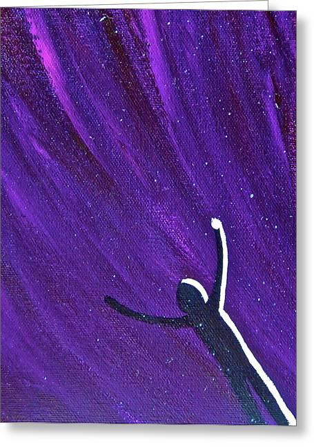 Exaltation Digital Art Greeting Cards - Exaltation or Explanation Greeting Card by Ad Pock