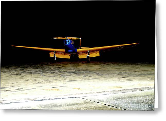 Fairchild PT -19 Greeting Card by Steven  Digman