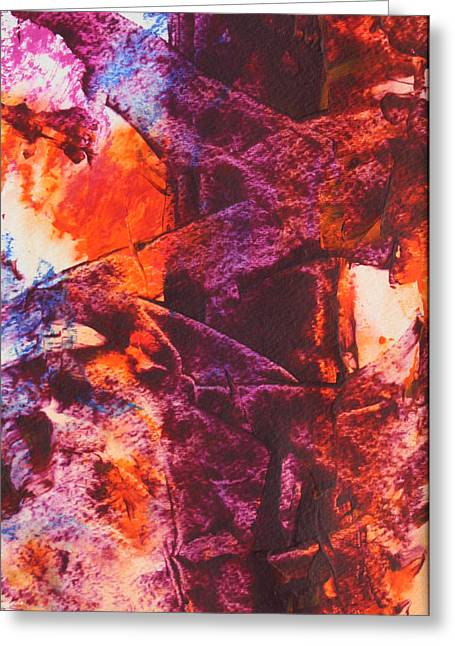 Mordecai Colodner Greeting Cards - Fall Greeting Card by Mordecai Colodner
