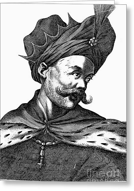 Rosary Greeting Cards - False Dmitry I (1581-1606) Greeting Card by Granger