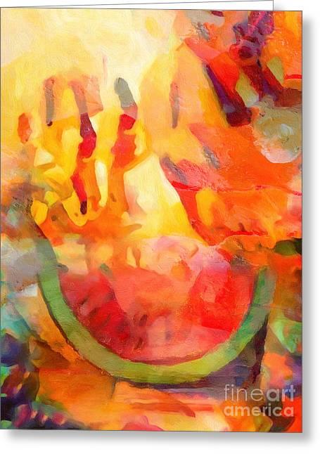 Fiesta Greeting Cards - Fiesta Greeting Card by Lutz Baar