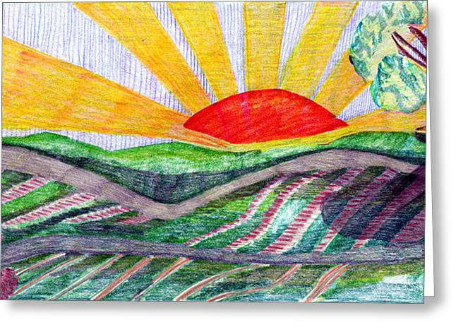 Best Sellers -  - Jame Hayes Greeting Cards - Finish Greeting Card by Jame Hayes