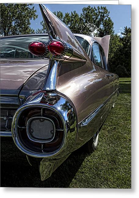 Caddy Greeting Cards - Fintastic Greeting Card by Peter Chilelli