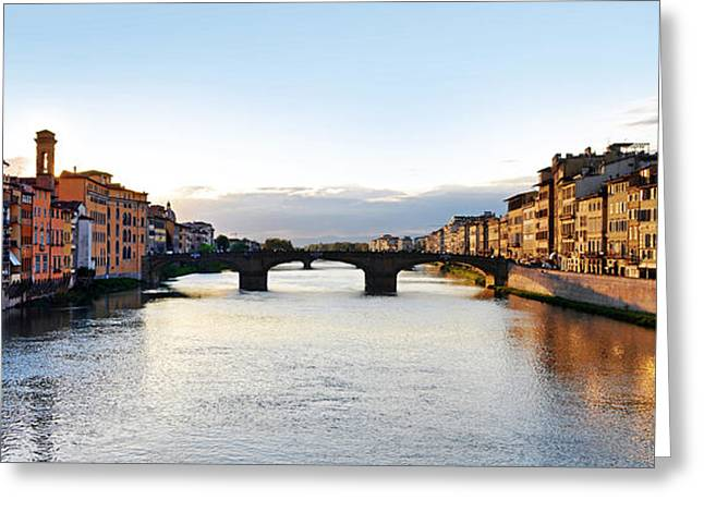 Passione Greeting Cards - Firenze - Italia Greeting Card by Carlos Alkmin