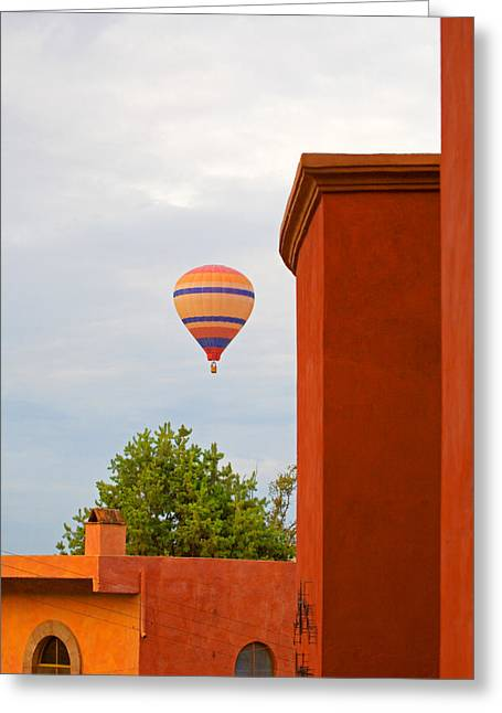 Flying High Greeting Card by Eggers   Photography