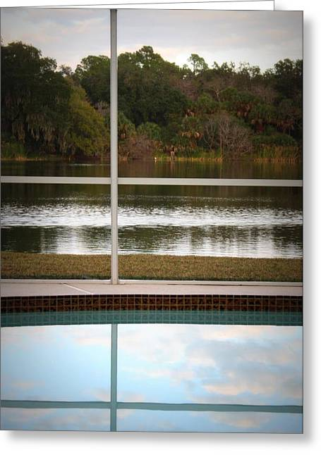 Looking Out Side Greeting Cards - For the Weekend Greeting Card by Mandy Shupp