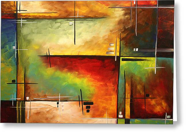 Forgotten Promise by MADART Greeting Card by Megan Duncanson