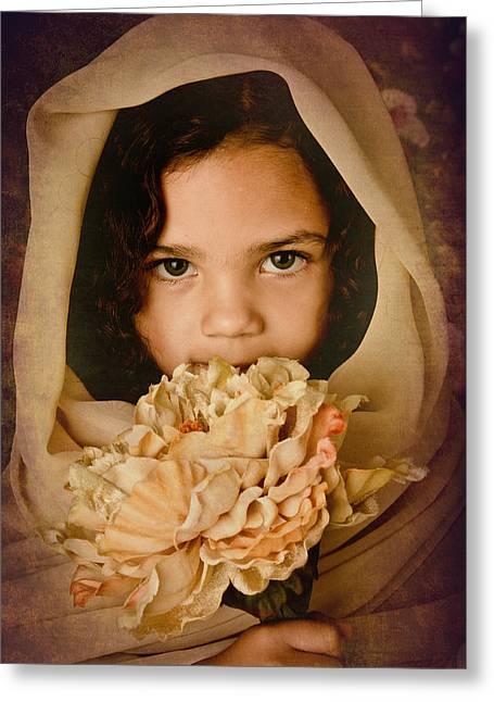 Owensboro Greeting Cards - Found Greeting Card by Jennifer Burden