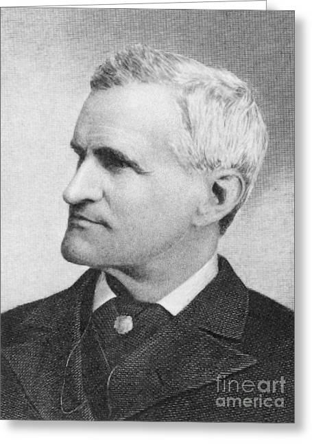 Francis Parkman (1823-1893) Greeting Card by Granger