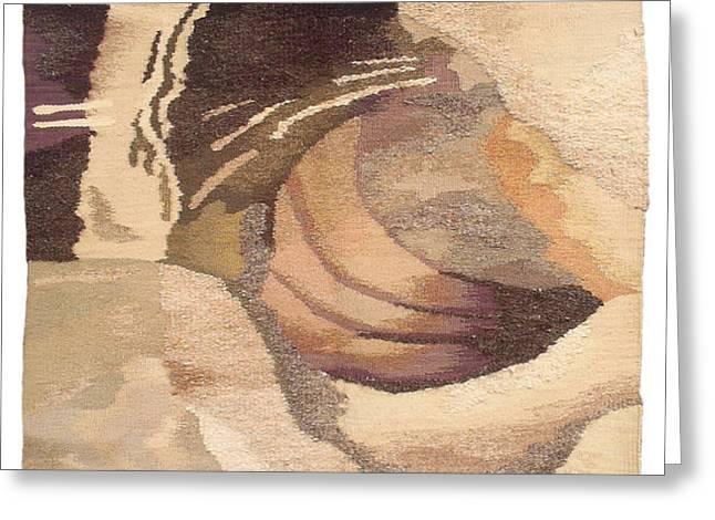 Galaxy Greeting Card by Dora Stoilova Zlatan Stoilov