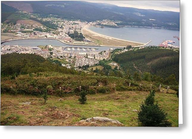 Jenny Senra Pampin Greeting Cards - Galicia Greeting Card by Jenny Senra Pampin