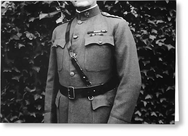 General John J. Pershing Greeting Card by War Is Hell Store