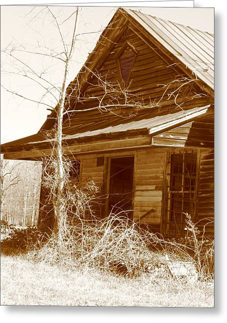 Old Store Greeting Cards - General Store Greeting Card by Julian Bralley