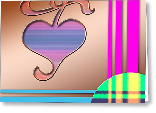 Bruster Greeting Cards - Gift Of Love Greeting Card by Clayton Bruster