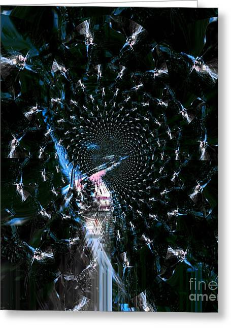 Best Sellers -  - The Followers Greeting Cards - Glory Greeting Card by Fania Simon