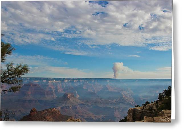 The Grand Canyon Greeting Cards - Good Morning Greeting Card by Heidi Smith