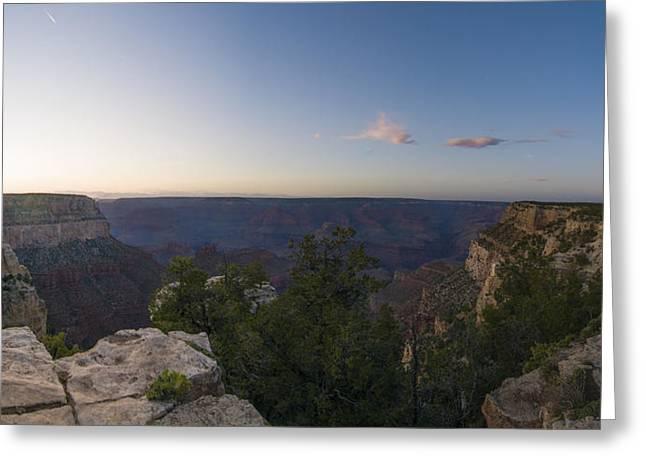 Grand canyon Arizona Greeting Card by Patrick  Warneka