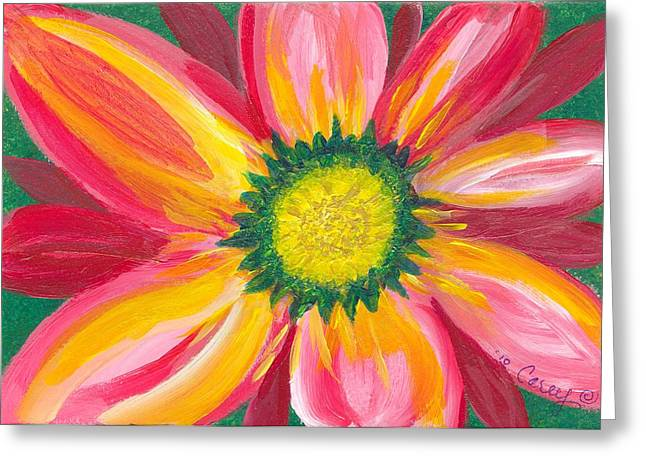 Law Of Attraction Greeting Cards - Grand Opening Greeting Card by Carey Waters