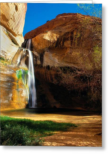 Escalante Greeting Cards - Grand Staircase Escalante National Mon. Greeting Card by Utah Images
