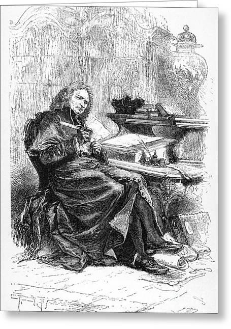 Du Bois Greeting Cards - Guillaume Dubois (1656-1723) Greeting Card by Granger
