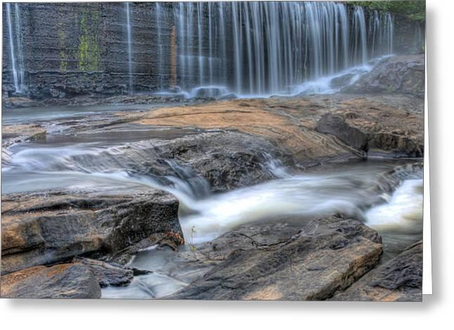 Griss Greeting Cards - Halawaka Creek Alabama Greeting Card by JC Findley
