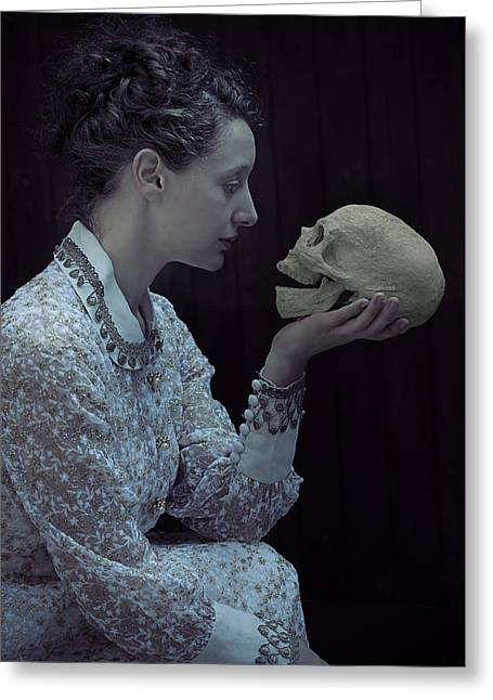 Period Greeting Cards - Hamlet Greeting Card by Joana Kruse