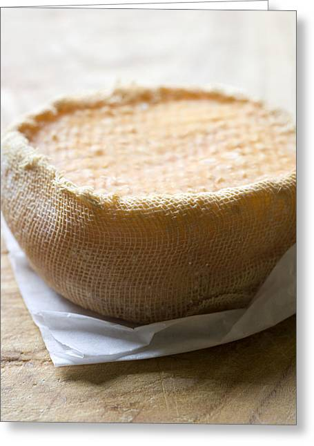 Art Product Greeting Cards - Handmade raw milk goat cheese from Extremadura - Spain Greeting Card by Frank Tschakert
