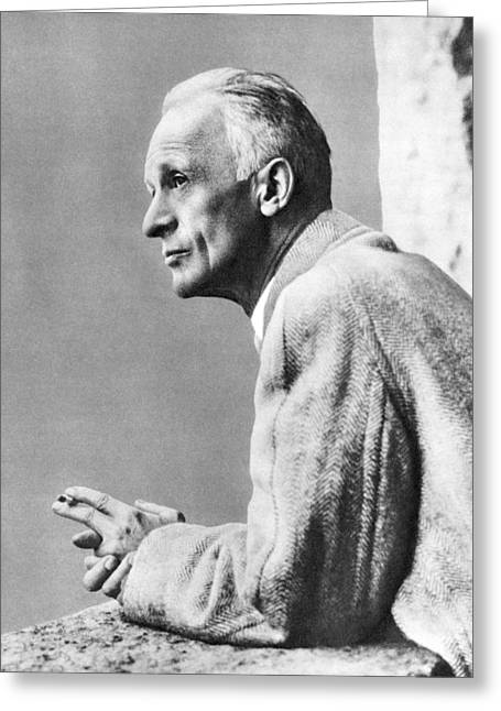 Recently Sold -  - 20th Greeting Cards - Harvey Cushing, American Neurosurgeon Greeting Card by