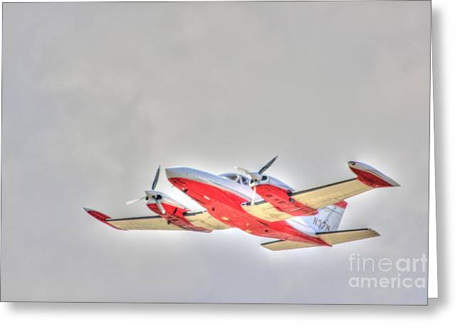 Pictures Buy Photography Greeting Cards - HDR Airplane Plane Aircraft Photos Pictures Photography Buy Sell Selling New Art Flying Pilot Pics Greeting Card by Pictures HDR