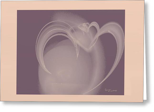 Gina Lee Manley Greeting Cards - Heart Jug Greeting Card by Gina Lee Manley