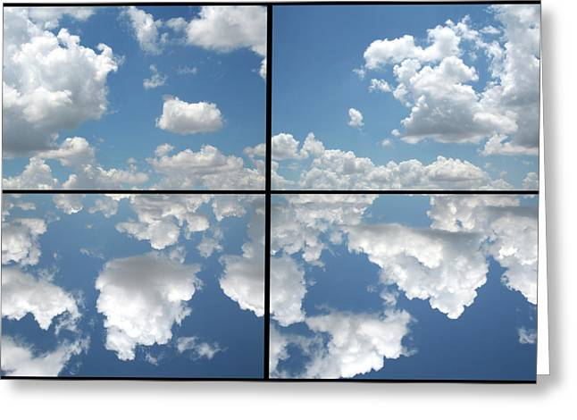 Heavens Greeting Cards - Heaven Greeting Card by James W Johnson