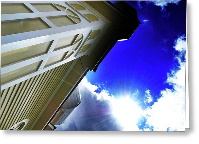 Edmonton Photographer Greeting Cards - Heavens Store Greeting Card by Jerry Cordeiro