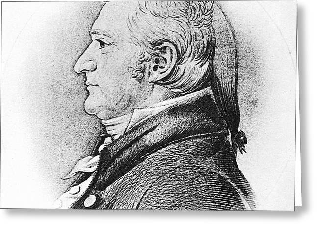 Sideburns Greeting Cards - Henry Dearborn (1751-1829) Greeting Card by Granger