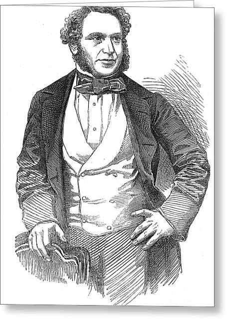 Henry Rusell (1812-1900) Greeting Card by Granger