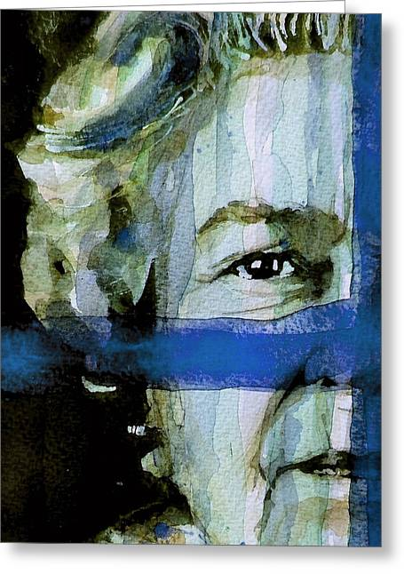 Queen Greeting Cards - Her Majestys a pretty nice Girl Greeting Card by Paul Lovering