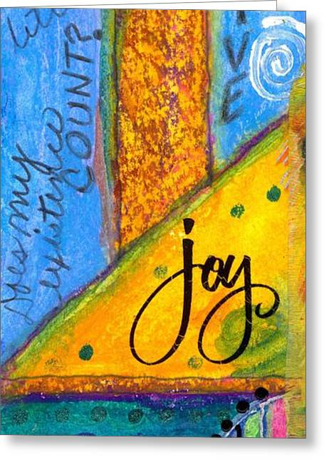 Survivor Art Greeting Cards - Home Alone Greeting Card by Angela L Walker