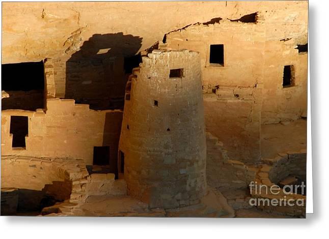 Anasazi Greeting Cards - Home of the Anasazi Greeting Card by David Lee Thompson