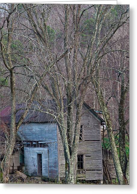 West Fork Greeting Cards - Home Place 4 Greeting Card by Douglas Barnett