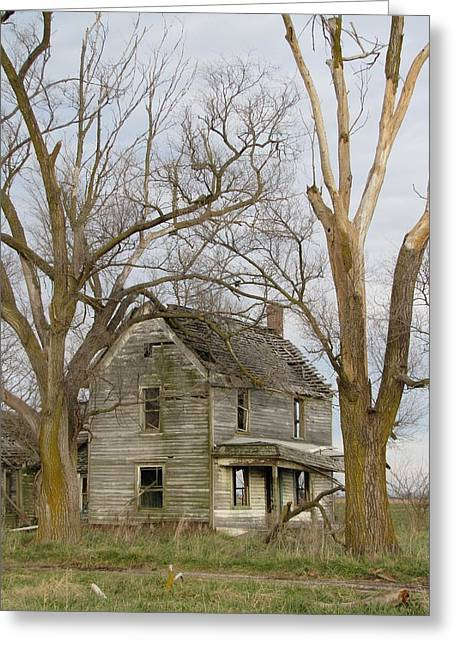 Home Sweet Home Greeting Card by Jimi Bush