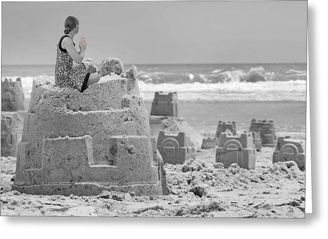 Hope Greeting Card by Betsy C Knapp